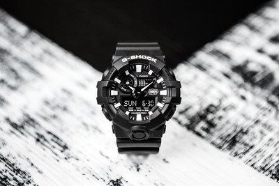 G-SHOCK And Eric Haze's 7th Collaboration Watch Together, the Limited Edition GA700EH-1A