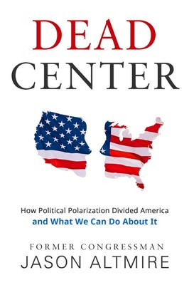 In New Book, Former Congressman Offers Unique Perspective About Polarization