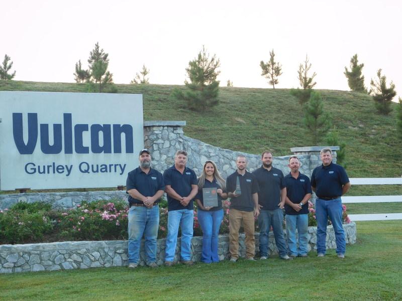 (PRNewsfoto/Vulcan Materials Company)