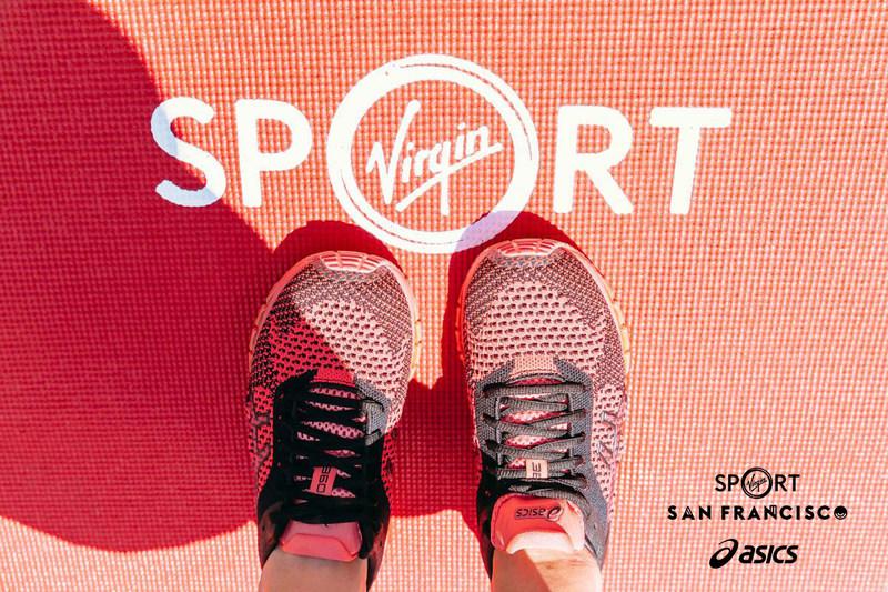ASICS Virgin Sport