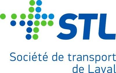 Logo : Société de transport de Laval (Groupe CNW/Société de transport de Laval)