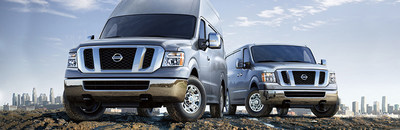 New online comparison pages make it easy for car shoppers to compare Nissan's many commercial vehicle offerings, including the NV Passenger Van, NV200 Compact Cargo and NV Cargo Van lineup.