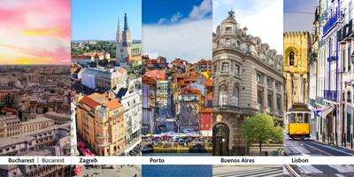 Air Canada étend son réseau mondial avec des services nouveaux ou améliorés à destination de l'Europe, de l'Amérique du Sud et de l'Afrique à l'été 2018 (Groupe CNW/Air Canada)