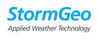 StormGeo Logo (PRNewsFoto/) (PRNewsfoto/StormGeo)