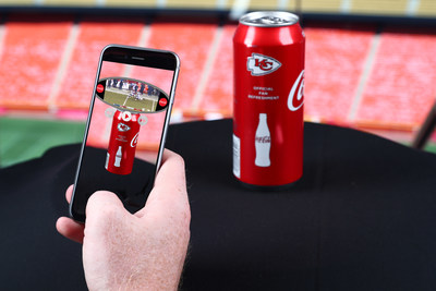 The limited edition, 16-ounce Chiefs Coca-Cola cans can be purchased at grocery stores and gas stations throughout Missouri, Kansas and Nebraska.
