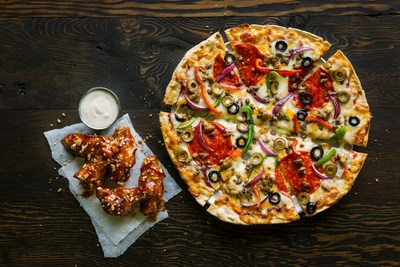Pie Five adds five flavors of wings to the menu.