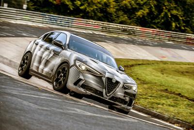 Alfa Romeo's SUV has Claimed a Nurburgring Record