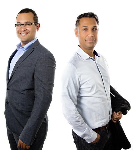 Ken Garland, Co-Founder, Managing Partner; Joe Vega, Co-Founder, Managing Partner
