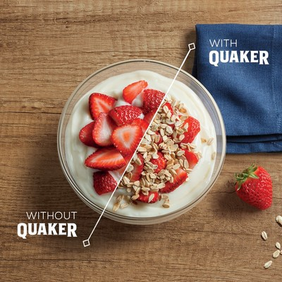 Quaker Marks Oatober: A Month to Share the Many Health Benefits of Oats