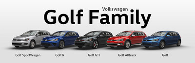 Many new 2017 Volkswagen vehicles, including members of the Golf family, are available with attractive lease and financing offers at the New Volkswagen of Topeka.