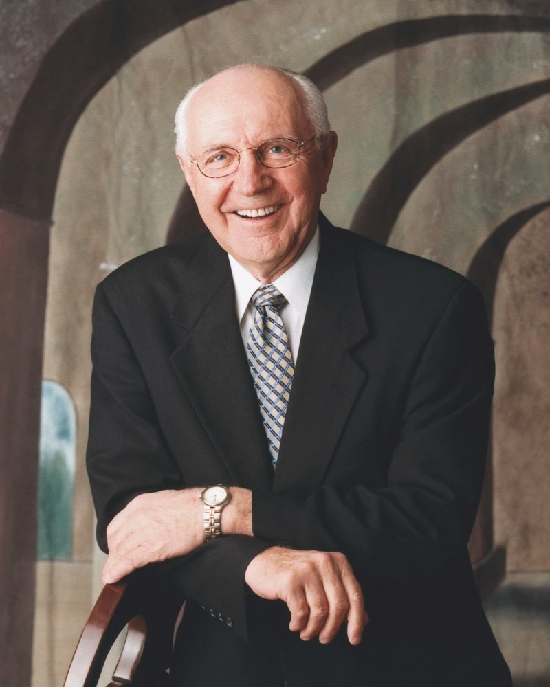 Stearns Bank CEO and owner Norman C. Skalicky