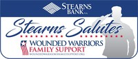 Stearns Bank Launches Campaign to Benefit Wounded Warriors Family Support
