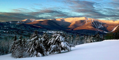 Les forfaits Évasions Porter facilitent grandement la planification d'un voyage pour accéder aux meilleures pistes de ski et de planche à neige, ainsi qu'aux autres divertissements d'hiver que le Vermont a à offrir. (Groupe CNW/Porter Airlines Inc.)