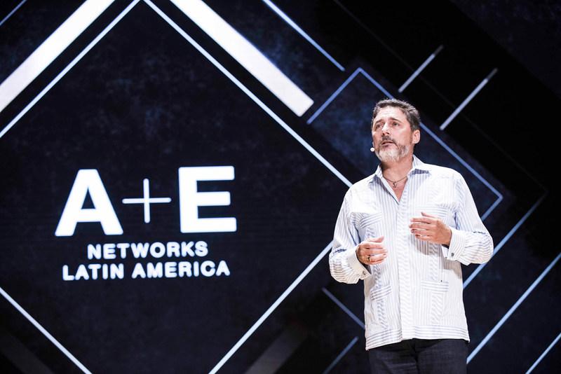 Eddy Ruiz, Presidente y Gerente General A+E Networks Latin America