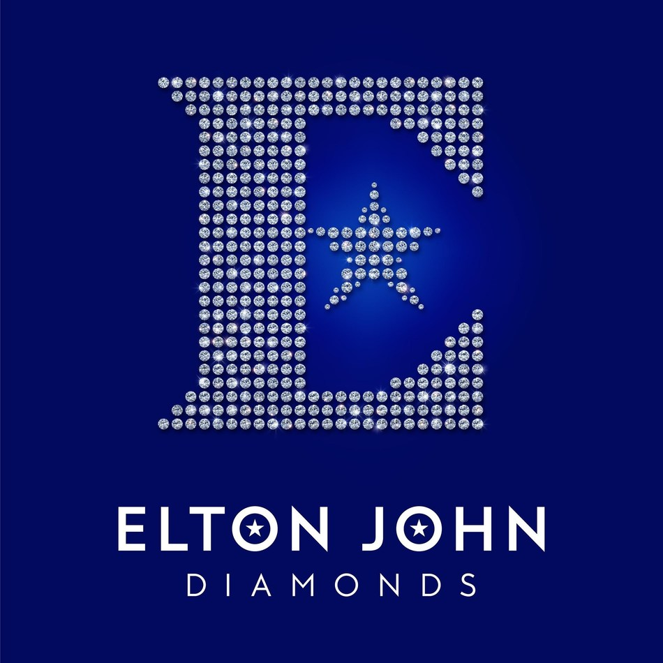 Elton John Announces 'Diamonds'  Ultimate Greatest Hits Compilation Out November 10th  Available on four physical formats; 1CD, 2CD, 3CD limited edition boxset and 2LP gatefold vinyl, plus digital formats