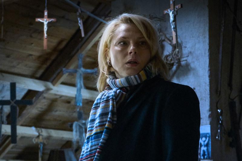 Helena Bergström as Maja Silver in Missing