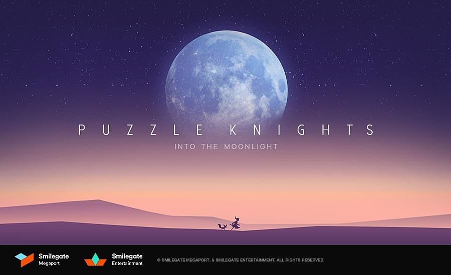 New Mobile Game 'Puzzle Knights'