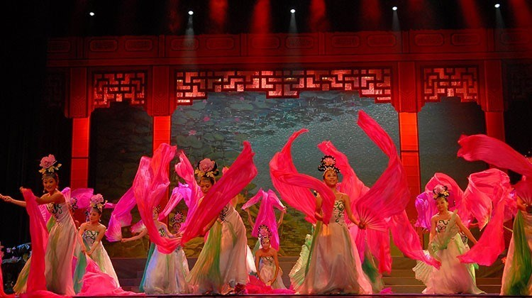 Stage Photo from Cantonese Opera Show