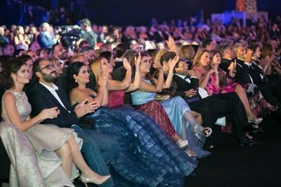 Attending Stars (PRNewsfoto/El Gouna Film Festival)