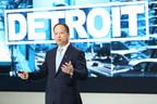 Yu Jun, presidente de GAC Motor, señaló que la compañía ha forjado un nuevo camino que se dirige al mercado de alta gama, garantizado por la alta calidad e impulsado por la innovación (PRNewsfoto/GAC Motor)