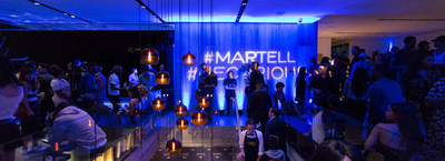 Martell® reveals its Inspirational Series of Events H.O.M.E. by Martell with Jhene Aiko (PRNewsfoto/Maison Martel)