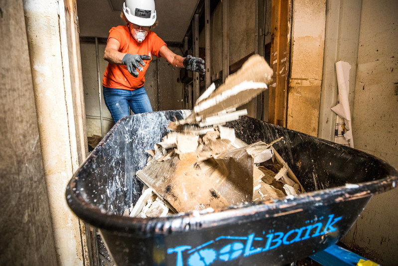 Team Depot, The Home Depot's associate-led volunteer force, has been deployed for relief projects in response to Harvey and Irma.