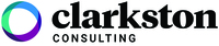 Clarkston Consulting 25 Years Logo