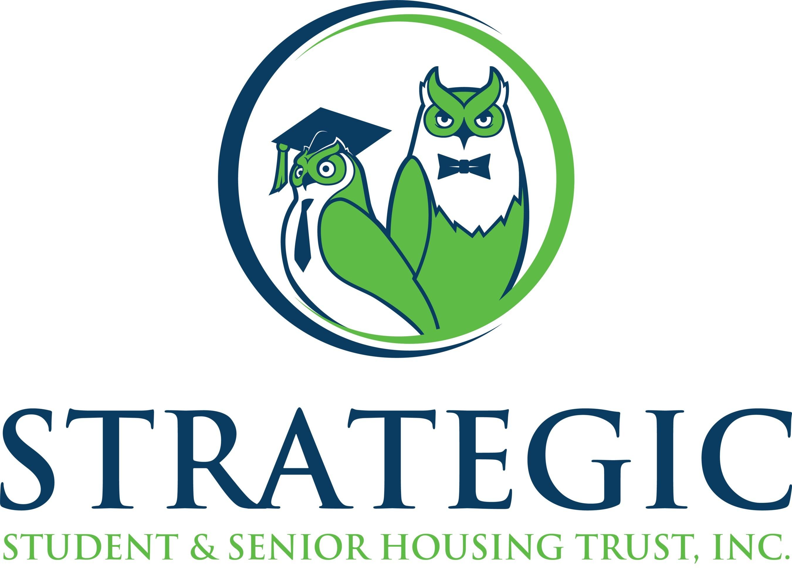 Strategic Student & Senior Housing Trust, Inc. (PRNewsfoto/Strategic Student & Senior Hous)