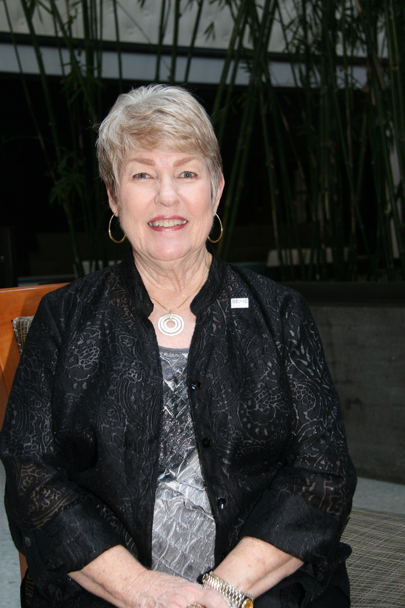 Dede Hughes, IOM retired from NAWIC at the end of August after 21 years as Executive Vice President of NAWIC.