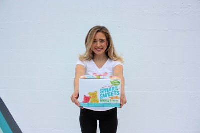 SmartSweets 23 year old founder, Tara Bosch. (CNW Group/Smart sweets)