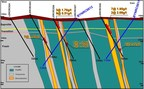 Figure 1: Proposed drill holes at Baroya north over historic TransAfrika drilling (CNW Group/Desert Gold Ventures Inc.)