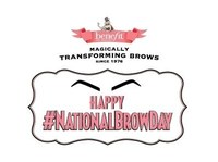 Benefit Cosmetics - Magically transforming brows since 1976 - Happy #NationalBrowDay (Groupe CNW/Benefit Cosmetics)
