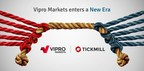 Vipro Markets Enters a New Era by Joining Tickmill Group