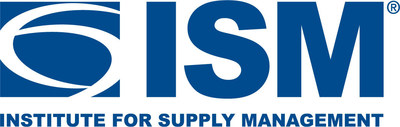 Institute for Supply Management logo.