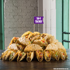 It's Taco Loco Time at On The Border® with Unlimited 50-Cent Mini Crispy Tacos on October 4th