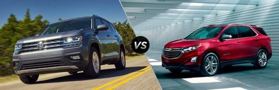 Customers wanting to learn about the outstanding crossover SUV available at Spitzer Volkswagen, the dealership has profiled two of its best.