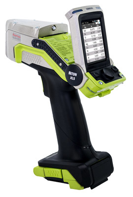 The Thermo Scientific Niton XL5 handheld XRF analyzer now includes mining and soil modes, designed to provide additional functionality and application usage.