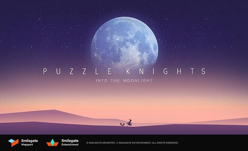 Nouveau jeu mobile « Puzzle Knights »
