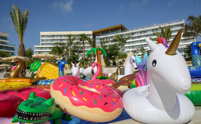 Hotels.com launches Inflatable Sanctuary