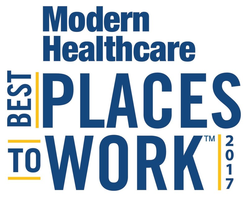 2017 Best Places to Work in Healthcare