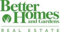 Better Homes and Gardens Real Estate LLC logo. (PRNewsFoto/Better Homes and Gardens Real Es)