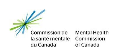 Logo : Commission de la santé mentale (Groupe CNW/Commission de la santé mentale du Canada)