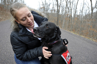 In celebration of National Dog Week, wounded veterans served by Wounded Warrior Project® (WWP) shared their stories about their service dogs.