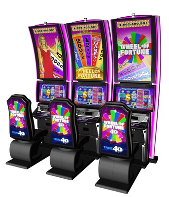 IGT Unveils Wheel of Fortune 4D Slots at G2E 2017