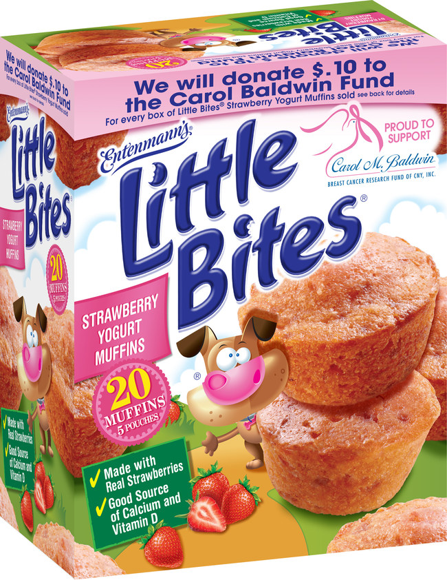 (PRNewsfoto/Entenmann's Little Bites)