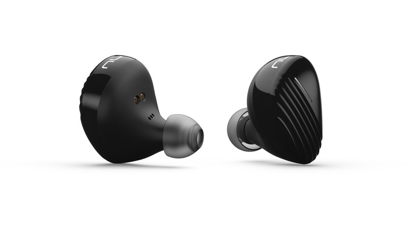 Optoma NuForce BE Free8 Truly Wireless Earbuds