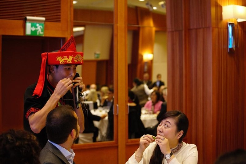 Interactions at The Sanya Celebration roadshow