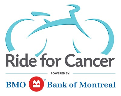 Ride for Cancer announces $579,234 raised and counting! (CNW Group/QEII Foundation)