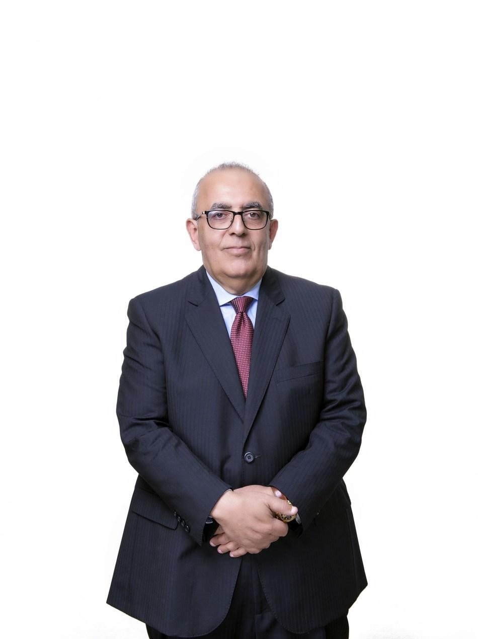 Prof. Dr. Hatem El Gabaly, Chairman & CEO Rx Healthcare Fund (PRNewsfoto/Rx Healthcare Fund)