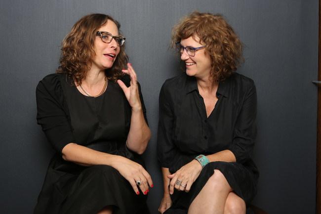 Toya Co-Founders, Anat Shperling and Yifat Anzelevich. Photography credit: Yanai Yechiel